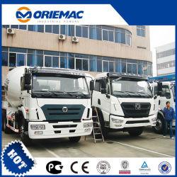 XCMG G15sx Nueva condición Hormigonera Camión para transporte de hormigón