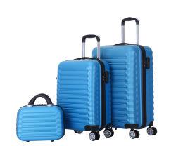 مصنع أمتعة الصين، 3PCS ضبط الأمتعة ABS، حقيبة سفر عالية الجودة (XHA159)