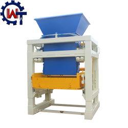 Bloc de béton hydraulique entièrement automatique et machine à fabriquer des briques Qt4-15