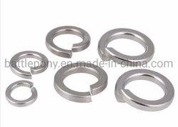 Ressort en acier inoxydable DIN7980 la rondelle de blocage