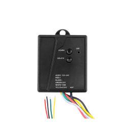 2 de manera inalámbrica Transmisor y receptor rc para el abridor de puerta de garaje
