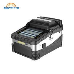 Sm&mm automatische FTTH Faser-verbindene Maschinen-aus optischen Fasernschmelzverfahrens-Optikfilmklebepresse