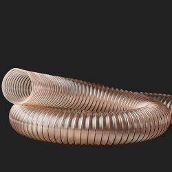 Slang van de Pijp van het Buizenstelsel van de Draad van het Staal van het Polyurethaan Pu van het Bewijs van het Water van Hydroysis van de Rang van het voedsel de Bestand Ether Gebaseerde Inkrimpbare