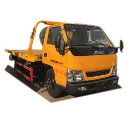 Vrachtwagen van Wrecker van de Weg van de Plicht van het Merk LHD van Jmc de Lichte 3t