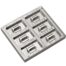 O alumínio metálico CNC rodando Parte Flanges do bocal de soldadura