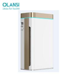 Depuratore di aria di evaporazione dell'umidificatore dell'aria di purificazione della famiglia naturale dell'OEM e del ODM con il purificatore dell'aria della famiglia del sensore della polvere della macchina di filtro dell'aria della casa di motore di CC