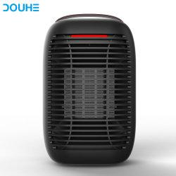 2019 het Verwarmen van de Verkoop van de Bescherming van de Veiligheid van de Winter de Nieuwe Dubbele Hete Verwarmer van de Ventilator van de Bescherming Draagbare Persoonlijke Elektrische Mini Draagbare Zwarte (dh-QNK07)