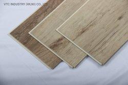 El pvc impermeable Unilin WPC ignífugos suelos PVC cubierta haga clic en