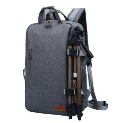キャノンSLRの屋外の写真撮影の防水盗難防止のコンピュータのカメラはバックパックを袋に入れる