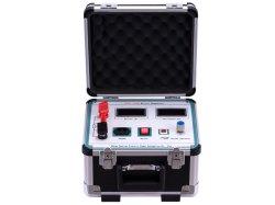 China Fabrikant Hthl 100a Automatische Digitale Draagbare Microohm-Meter Lusweerstand Contact Weerstand Stroomonderbreker Tester Voor Hoogspanningsschakelaar