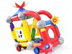 最もよい幼児の磁気ツールのSmartrodのおもちゃ