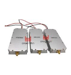 10W 2g 3G 4G 이동 전화 신호 방해기 모듈 GSM Dcs WCDMA Lte GSM GPS Lojack 셀룰라 전화 신호 차단제
