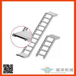 La construction d'échafaudages portable escalier en aluminium/aluminium escabeau avec poids léger