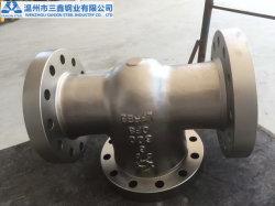TP304 raccord de tuyau en acier inoxydable et de la vanne de coude