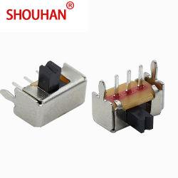 1p2t Tipo 3Pino Mini-Interruptor deslizante