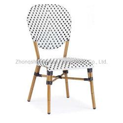 Loisirs Piscine tube en aluminium Châssis avec chaise de salle à manger en rotin PE (SP-OC362)