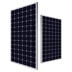 Module van het Zonnepaneel van het Glas van Perc de Zwarte Mono Dubbele 285W 290W voor Hybride Zonnestelsel