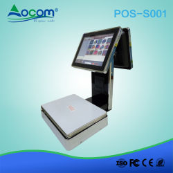 POS-S001 o Windows Touch POS Balança com impressora de recibos de 58 mm