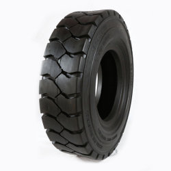 DOT certifié de pneus de chariot élévateur/le pneu, Reach Stacker, Port de pneus 6.50-10 des pneus
