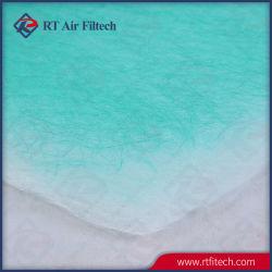 Rtは停止スプレー・ブースの排気フィルターガラス繊維の床フィルターを塗る