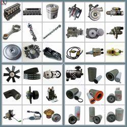 Cumminsの発電機セットのシリンダブロックまたはヘッドピストンクランク軸のディーゼル機関の部品