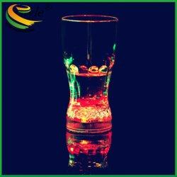 Wasseraktivierte LED-Lichtschale, automatische Blitzwelle durch Eingießen Von Flüssigkeit, Bar Club Night Party Drink Ware