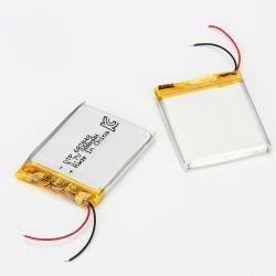 Batterij Lipo van het Titanaat 3.7V 900mAh van het Lithium van Dtp de Navulbare met PCM