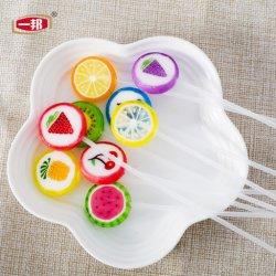 Безопасности основную часть бумаги настраиваемые схемы земляники Нешоколадные Lollipop ручной работы