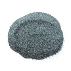 Polvere verde della maglia della granulosità del carburo di silicone del carborundum di 98% Sic