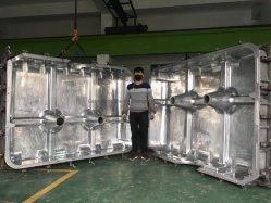 El aluminio moldeado a presión moldeo rotacional