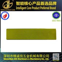 Piatto di gomma di vuoto del nastro di precisione di litio della batteria del silicone cilindrico a temperatura elevata resistente alla corrosione della macchina