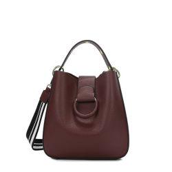 حقيبة يد متسوق سيدات من الجلد PU على الطراز الحديث