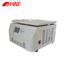 Benchtop refrigerados de alta velocidad del separador centrífugo