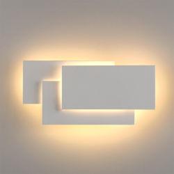 24W de nieuwe Binnenlandse LEIDENE 3500K van de Stijl Lamp van de Muur voor Slaapkamer, die Zaal, de Zaal van de Rust a++ situeren