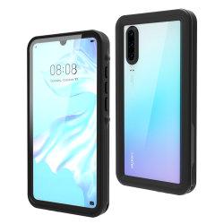 Material Universal de plástico de protección IP68 Resistente al agua celular teléfono resistente al agua para Huawei P20 P30