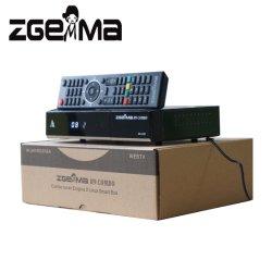Zgemma H9コンボDVB-S2X+DVB-T2/C E2のLinux USB CA CI 4K UHDの受信機