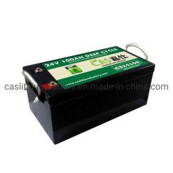 Batterie des Lithium-24V Solarder batterie-24V 100ah LiFePO4 H