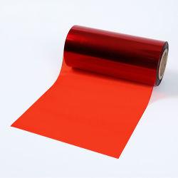 0.25mmの防水赤いカラープラスチック装飾的なPVCフィルム