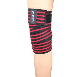 Sports enveloppements du genou en néoprène Heavy Duty Support de Genou attelle de genou roulés
