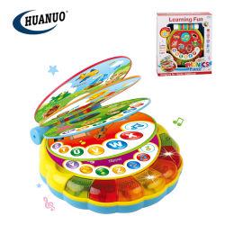 Étude de langue anglaise et espagnole Toy Machine d'apprentissage des enfants