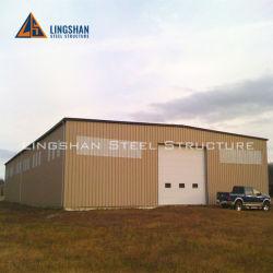 Pré Engineering Structural Steel pré FAB entrepôt
