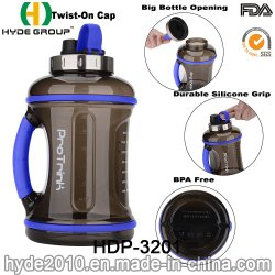 0.9 galloni BPA portatile liberano la bottiglia di acqua di plastica di sport di PETG (HDP-3201)