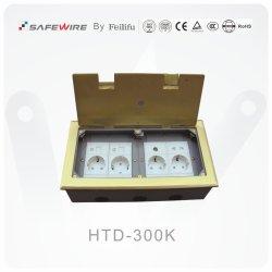 Boîte de sortie Flush-Mounting service caché/PRISE ELECTRIQUE /l'accès des boîtes de plancher
