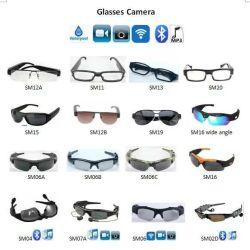 2019 nuova macchina fotografica della spia della macchina fotografica DVR degli occhiali da sole video con di facile impiego eccellente del registratore di durata di vita della batteria 75mins fatto in Cina