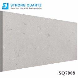 Comercio al por mayor China Cararra /Calacatta Pulido Blanco/Negro/gris/azul/amarillo/beige/Rojo/venas en mármol de granito Artificial /diseñado losas de piedra de cuarzo