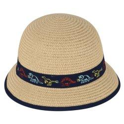 2019年のFashiionの夏の女性の紙ひもの帽子