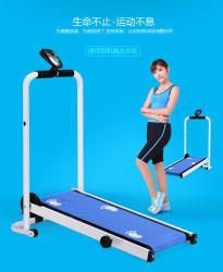 Accueil Mini de tapis roulants Mute pliable tapis de course de la machine de jogging électrique des appareils de fitness