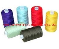 Filato cucirino colorato 40s/2/3/4 della materia prima per i cappotti