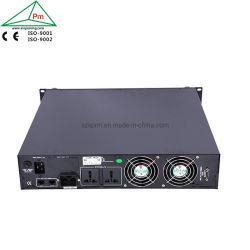 وحدة UPS بقدرة 1600 واط كيلوفولت أمبير مع بطارية خارجية بقدرة 72 فولت RS232 منفذ الواجهة