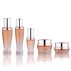 High-Class и роскошных стеклянных бутылок для косметической упаковки
